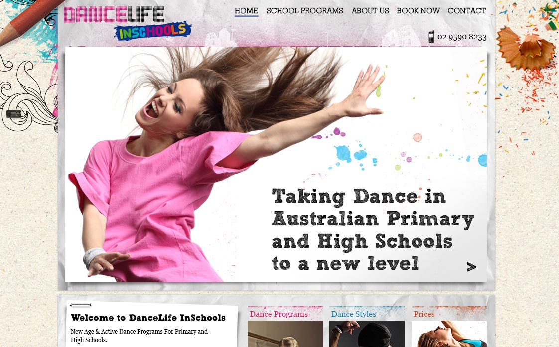 Dancelife Inschools