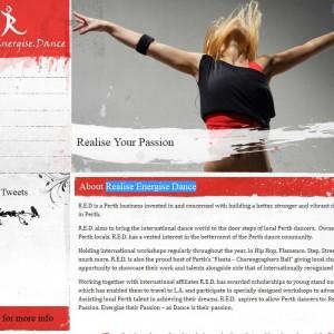 Realise Energise Dance - Perth