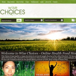 Wise Choices Online Health Store