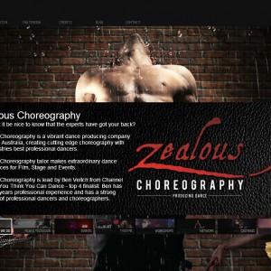 Zealous Choregraphy