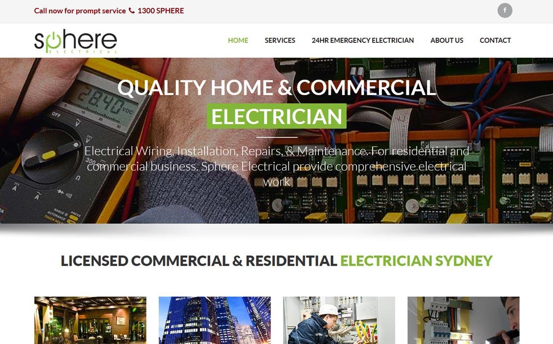 sphere_electrical_sydney_alexandria