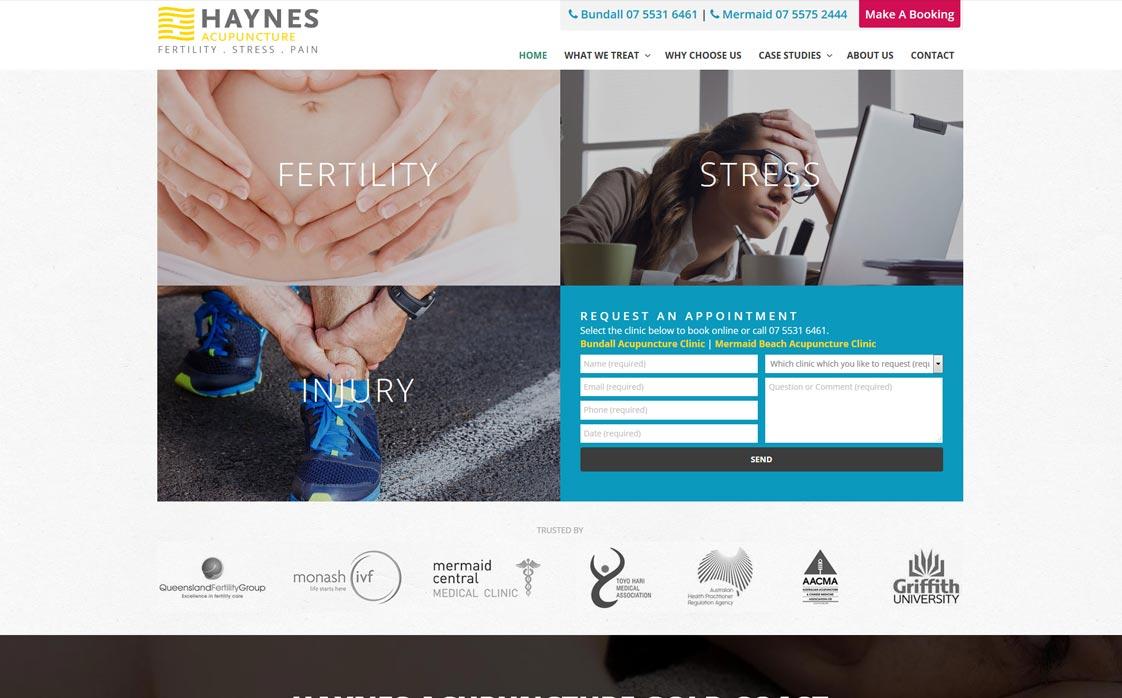 Haynes Acupuncture Gold Coast