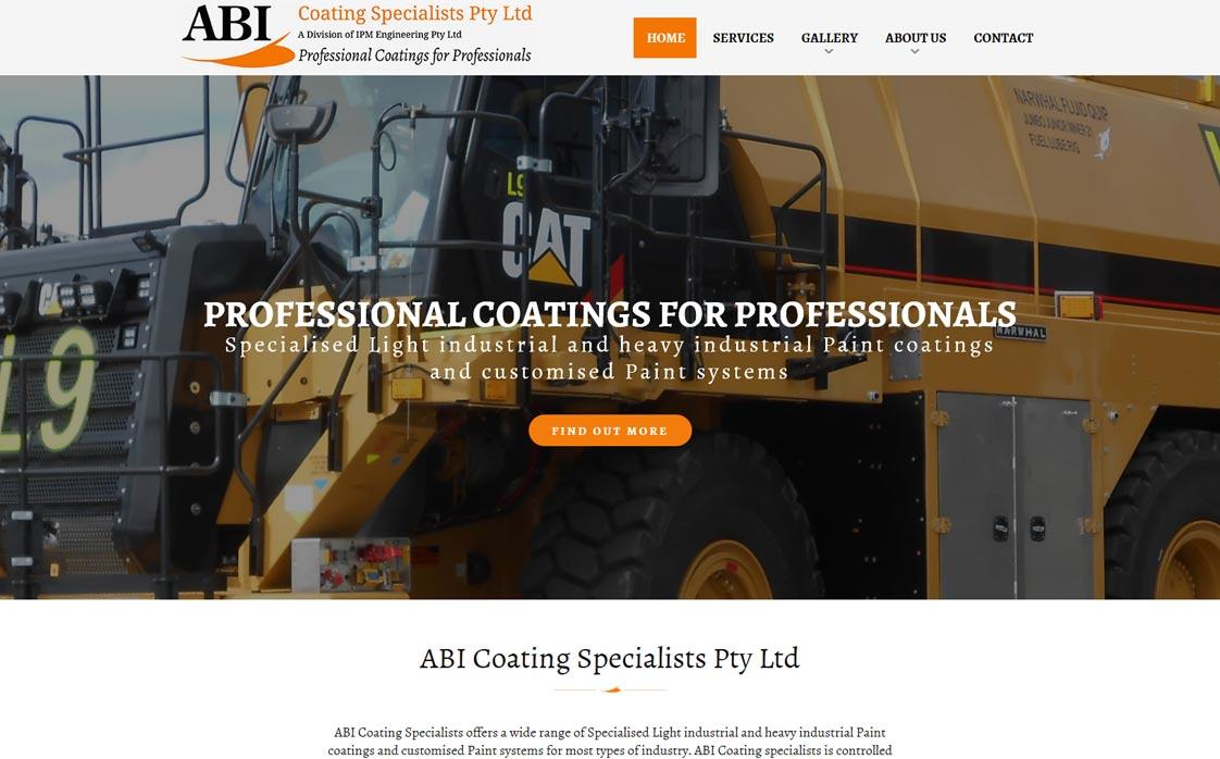 ABI Coating Specialists Pty Ltd