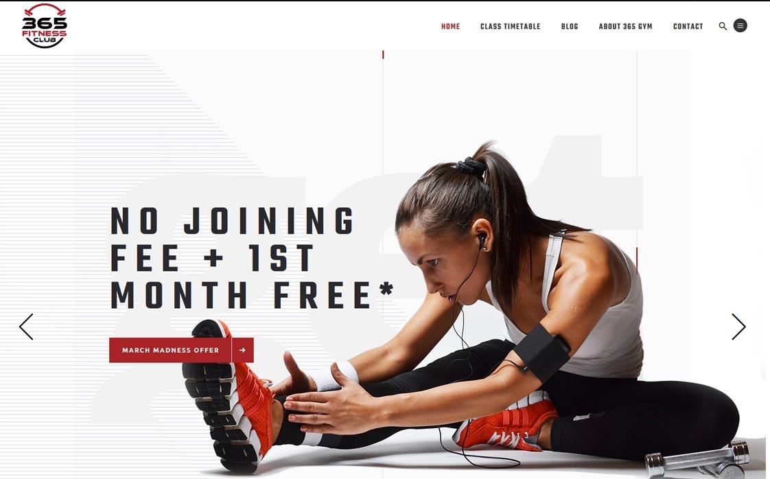 365 Fitness Club Bray Park
