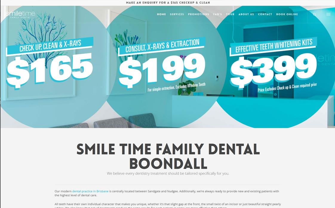 Smile Time Family Dental